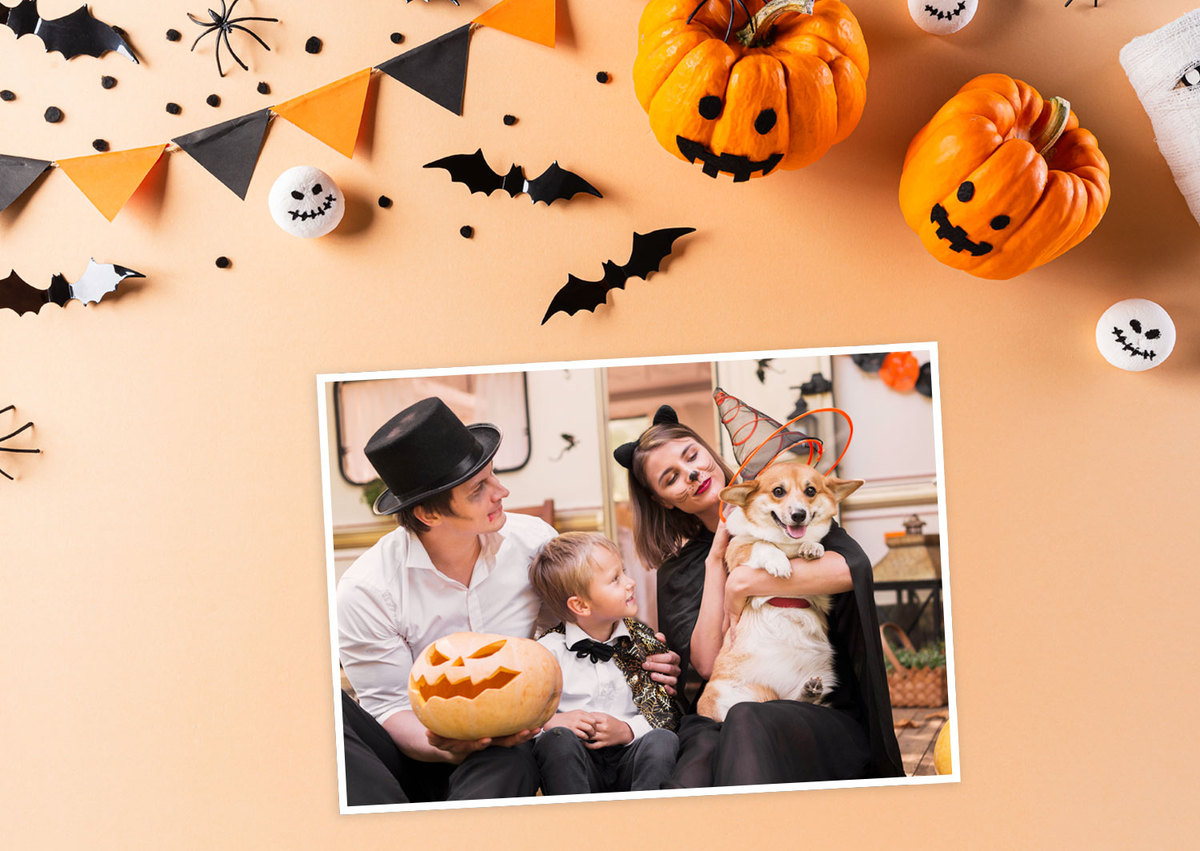 Trick or treat despite Corona – great Halloween ideas