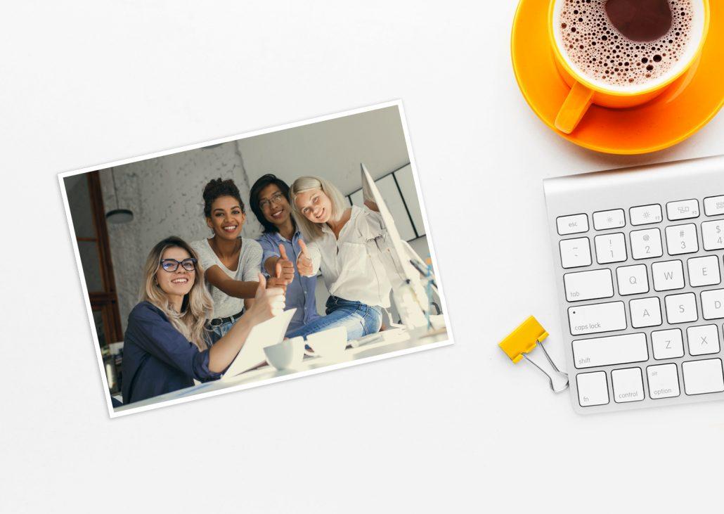 buyer persona über das Postando Business Portal erreichen
